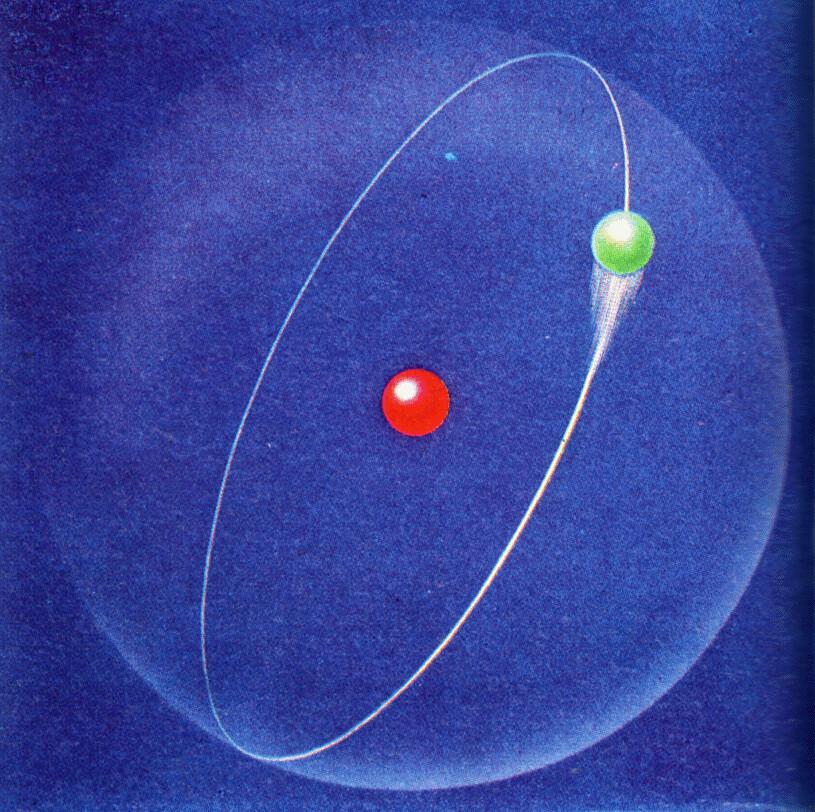 atom hydrogen