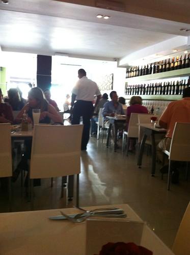 Cartagena de Indias (Colombia) | Restaurante Árabe e Internacional MCocina | Foto mala del local