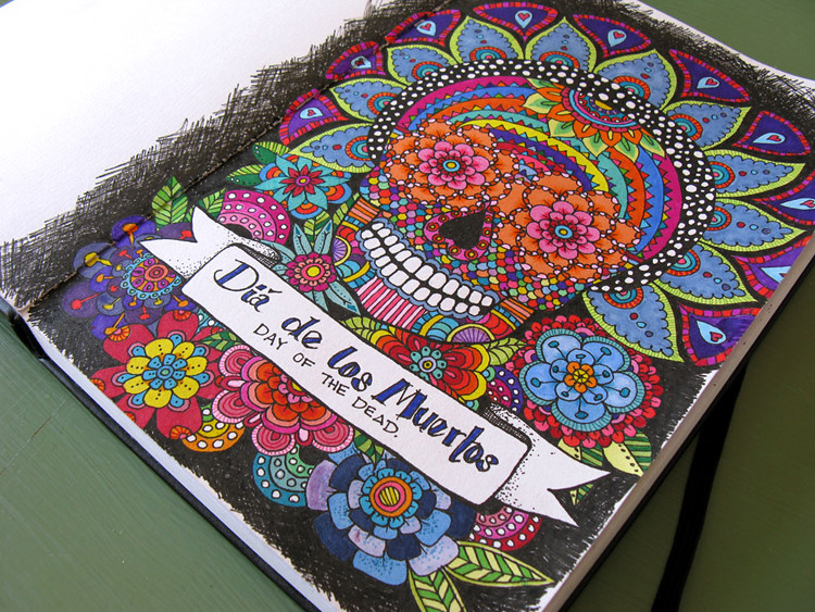 Day of the Dead Colour