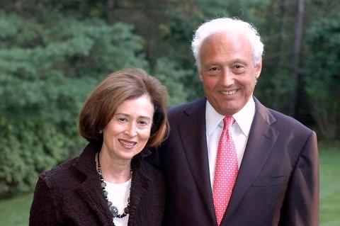 Louis and Barbara Perlmutter