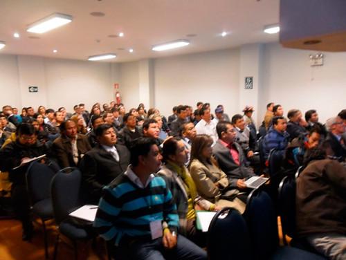 II Encuentro de Autoridades locales y ONG's
