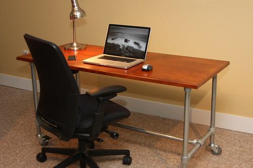 Rolling Desk