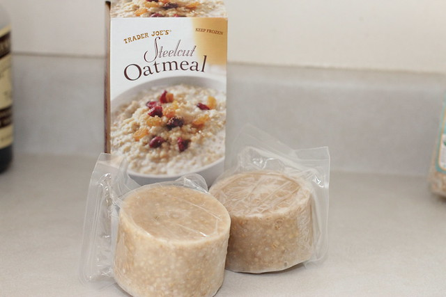 Frozen Steel Cut Oatmeal