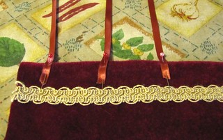 Doublet Mod Front Ties Spacing