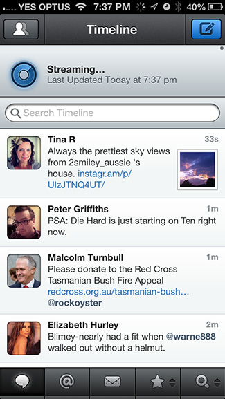Tweetbot: A quick look