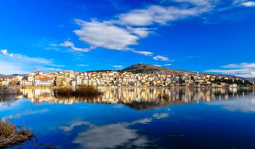 greece kastoria ipirosditikimakedonia