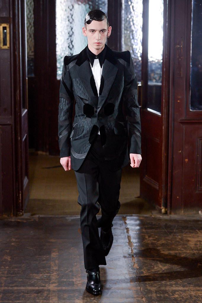 Alexander McQueen Inverno 2013