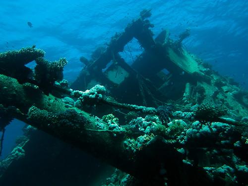 Abo Ghoson Wreck