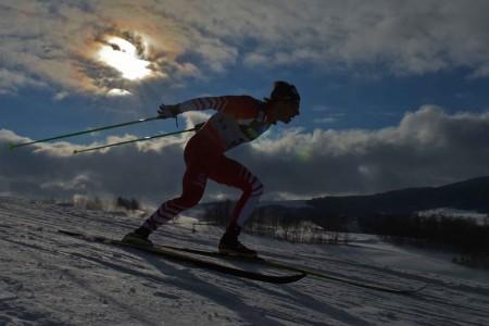 Týmový sprint to je česká specialita - Kožíšek s Razýmem byli pátí ve světovém poháru
