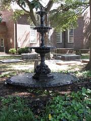 Victorian era fountain(ca. 1870's)