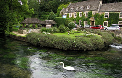 photo - Bibury, Cotswolds