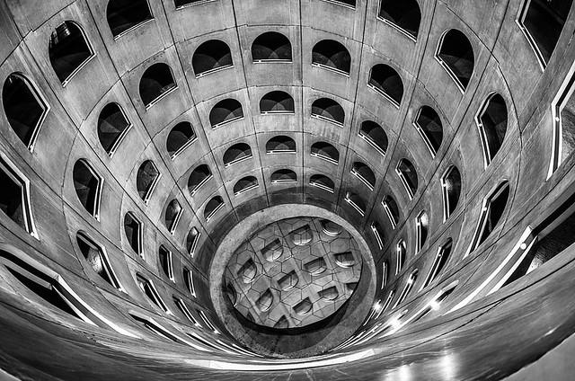 Spirale Urbaine, par Jeff