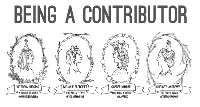 Being a Contributor