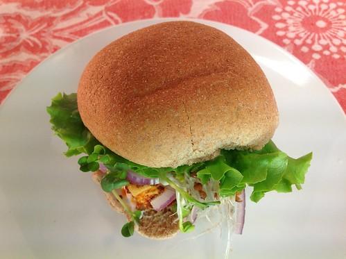 Tofu Slider