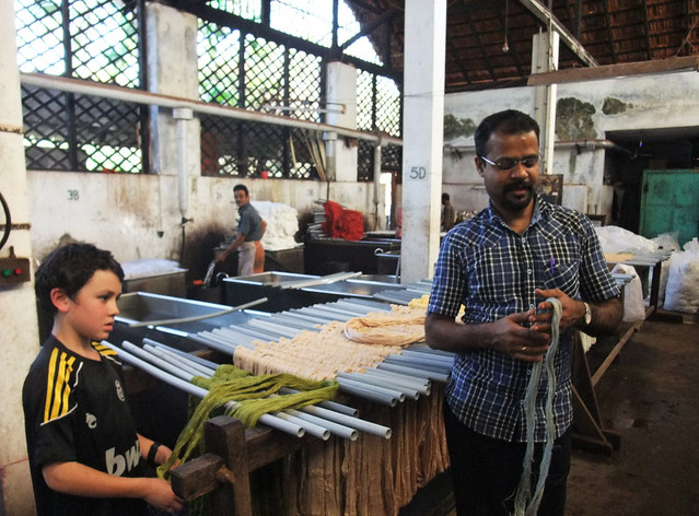 Kanhirode weavers coop