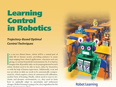 机器人学中的学习控制(Learning Control in Robotics IEEE2010)