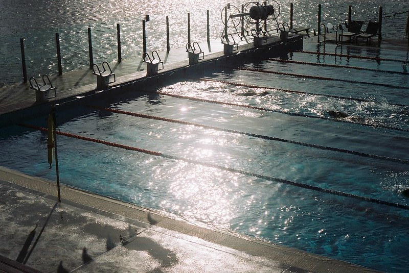 Andrew Boy Charlton Pool - Sydney