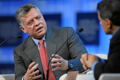 Special Address: H.M. King Abdullah II Ibn Al Hussein