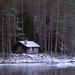 Tømmerstua -|- Log house by erlingsi
