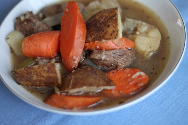 Rustic Beef Stew Recipe