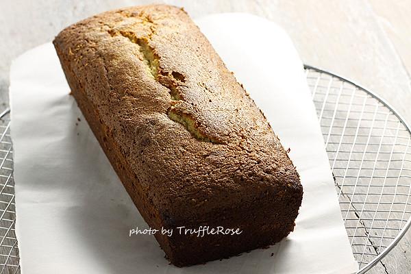 椰子長條蛋糕。Coconut loaf cake-20130129