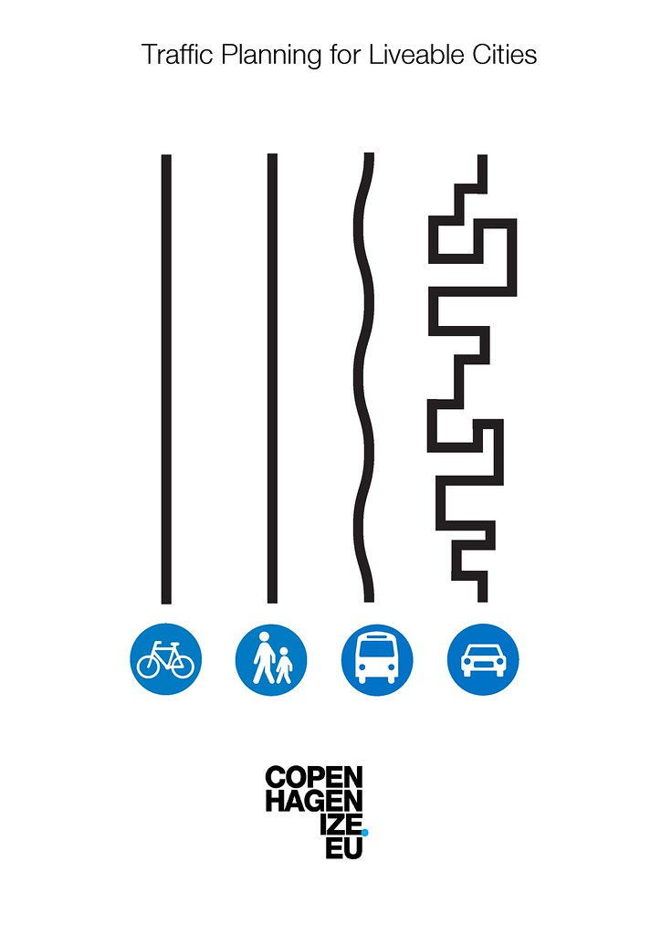 Copenhagenize Traffic Planning Guide