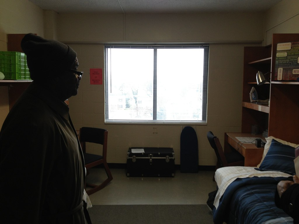 Shaw University   Res. Room In Female Dorm (2nd Fl) Part 26