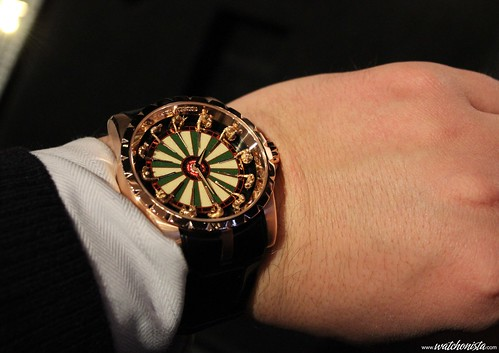 Roger Dubuis Excalibur Table Ronde  (9)