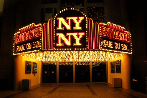 New York New York Hotel Casino