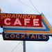 The Rainbow Cafe by Roadsidepictures
