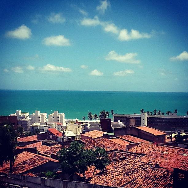 Vista do Centro de Turismo, Natal
