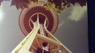 1974 Seattle Space Needle