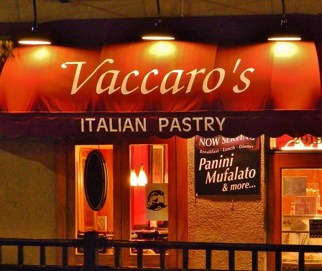 Vaccaro S Bakery Cafe Astoria Ny