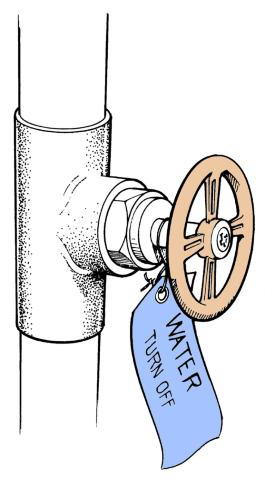 Water Meter Shutoff (Mobile)