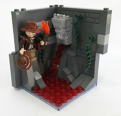 Minifig Habitat: Indiana Jones