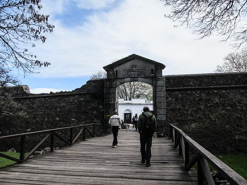 Colonia del Sacramento: la porte d'entrée du quartier historique