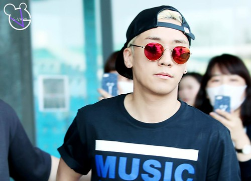 Big Bang - Gimpo Airport - 07jun2015 - Seung Ri - G_Vaby - 07
