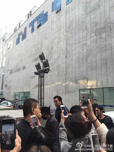 Big Bang - Harbin Airport - 21mar2015 - Tae Yang - 阿哉_茄叔的栗子酱 - 01