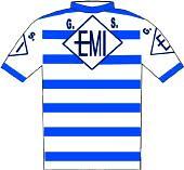 EMI - Giro d'Italia 1961