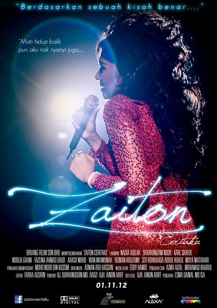 Poster Zaiton Ceritaku