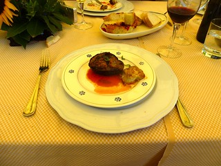 04 Stuffed aubergine