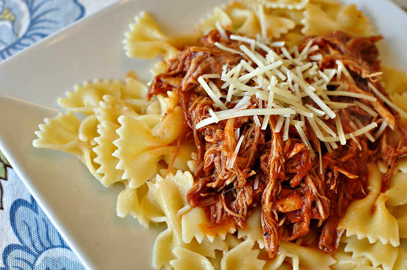 Slow Cooker Pork Ragu
