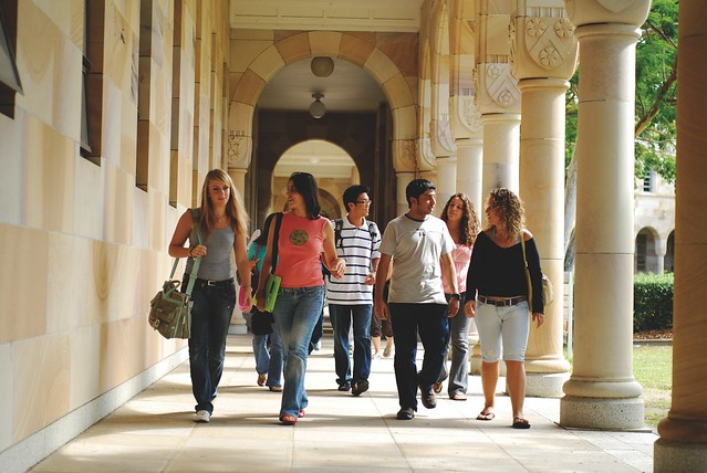 Students Great Court