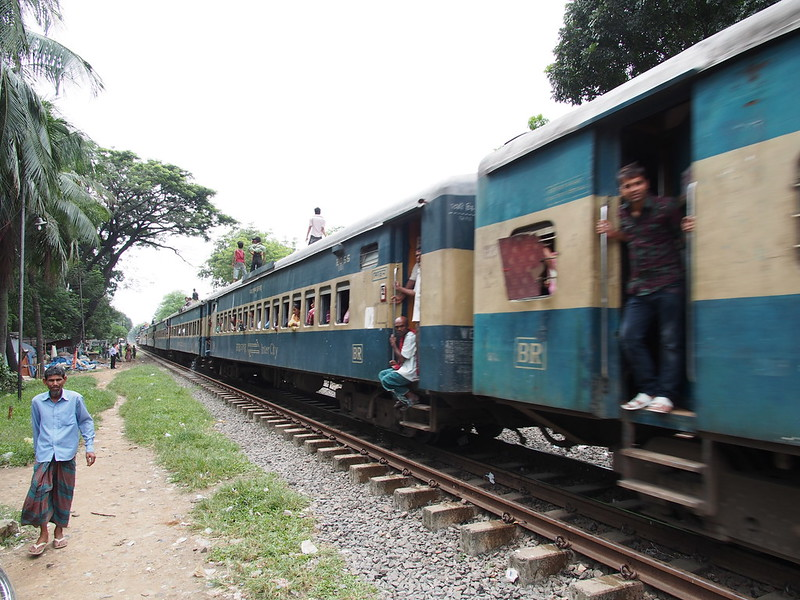 Express train, Bangladesh Railway