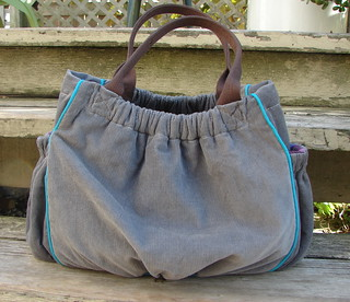 PoldaPop - BurdaStyle Bag #2