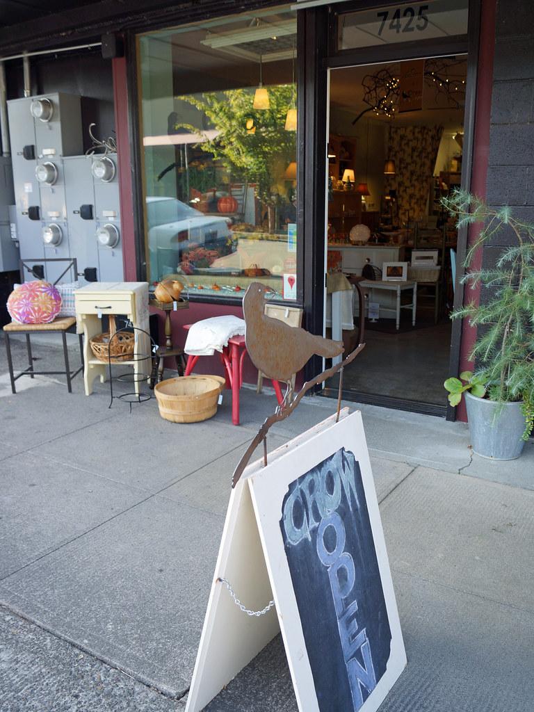 Crow 7425 North Leavitt Avenue Portland, OR 97203