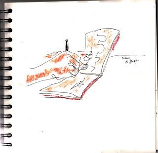 Medinaceli, 37 sketchcrawl