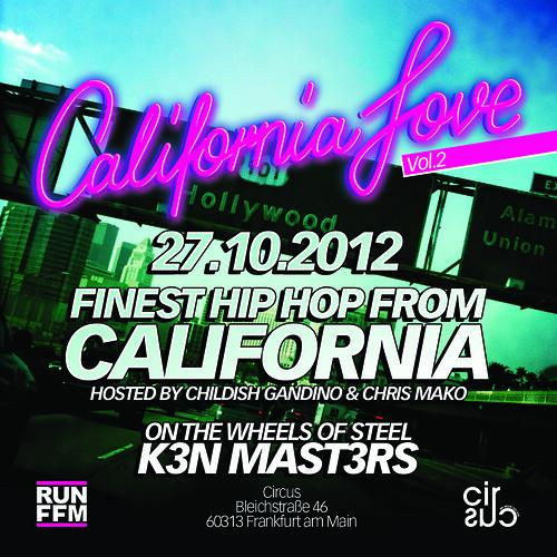 CALIFORNIA LOVE 2