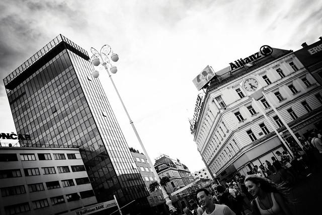 Plac bana Josipa Jelačicia - Zagrzeb / Zagreb - Croatia