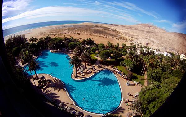 Playa o piscina